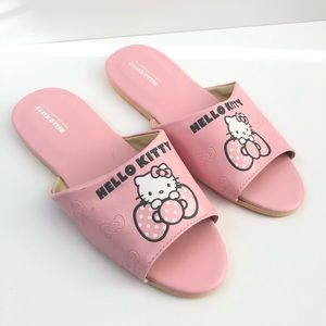 Licensed Hello Kitty slippers